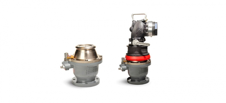 Pressure Control Hydrant Couplers